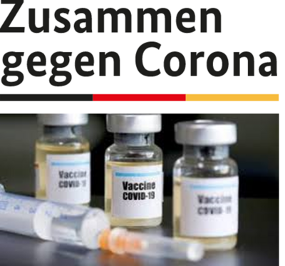 Impfstrategie - Info des Bundesgesundheitsministeriums
